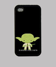 Funda iPhone44s Yoda