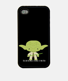 Funda iPhone44s Yoda