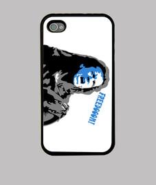 Funda iphone4 Freeedom! - Braveheart