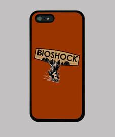 Funda iPhone5 Bioshock