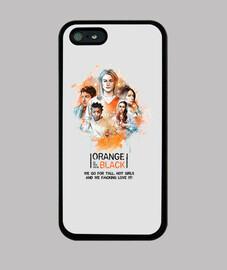 Funda iphone5 OITNB