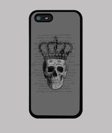 Funda iPhone5 Royal Skull