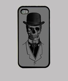 Funda iPhone 44S Lord skull