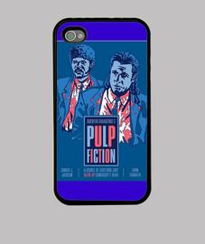 Funda Iphone 4/4s Pulp Fiction