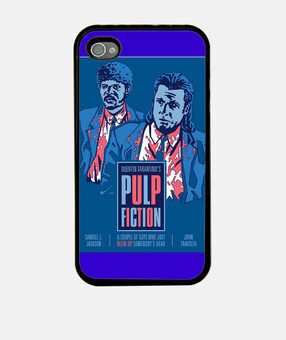 Funda Iphone 4/4s Pulp Fiction