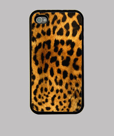 Funda iphone 4 - Leopardo Normal