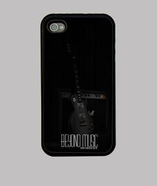 funda iphone 4 / 4s oltre edizione chitarra s