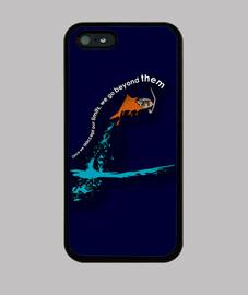 Funda Iphone 4 / Beyond the limits