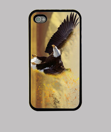 Funda iPhone 4, Aguila