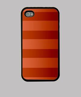 Funda iPhone 4, COLORES NARANJAS