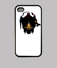 Funda iPhone 4, Dark souls