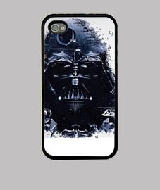 Funda iPhone 4, Dark Vader