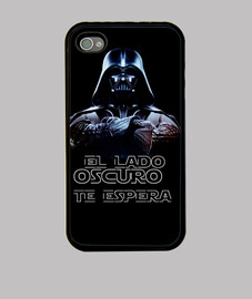 Funda iPhone 4: Darth Vader