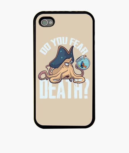 Funda iPhone 4 Do you fear death?