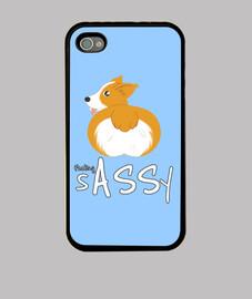 Funda iPhone 4 Feeling sASSy