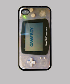 Funda iPhone 4: Game Boy Advance