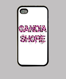 Funda iPhone 4 Gandia Shore - Leopardo Rosa