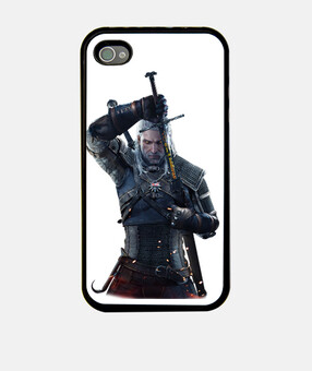 Funda Iphone 4 Geralt