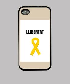 Funda iPhone 4, llibertat