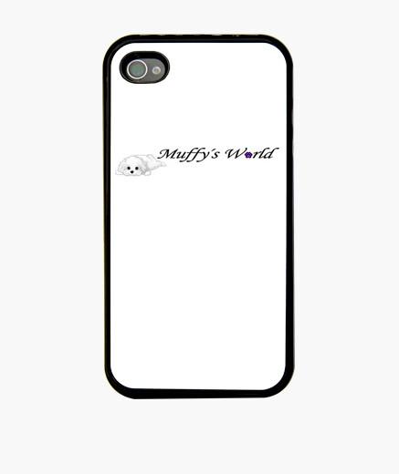 Funda iPhone 4, Muffy´s