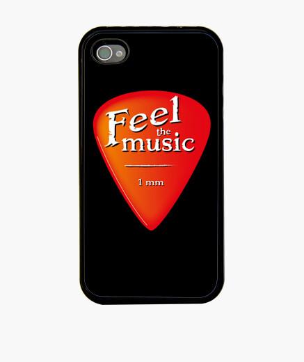 Funda iPhone 4 MUSIC