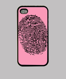 Funda iPhone 4, negra