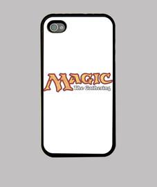 Funda IPhone 4 o 4S de las cartas magic