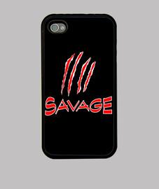 Funda iPhone 4, Savage