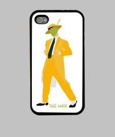 Funda iPhone 4 y 4s - La Máscara