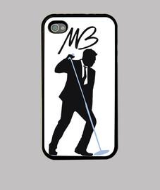 Funda iPhone 4 y 4s - Michael Bublé