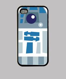 Funda iPhone 4 y 4s - R2D2