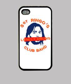 Funda iPhone 4 y 4s - Sgt Ringo