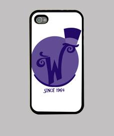 Funda iPhone 4 y 4S - Wonka