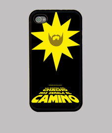 Funda iPhone 4S LA BARBA DEL CHACHO