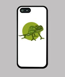 Funda iPhone 5 - Camaleón
