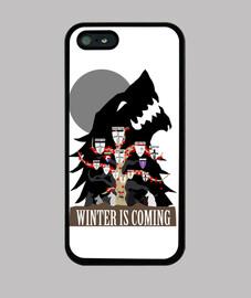 Funda iPhone 5 - Casa Stark