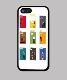 Funda iPhone 5 - Cine Indie