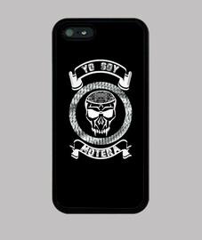 Funda iPhone 5 / 5s, negra