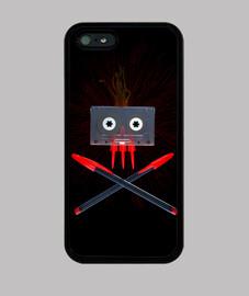 Funda iPhone 5  5s, negra