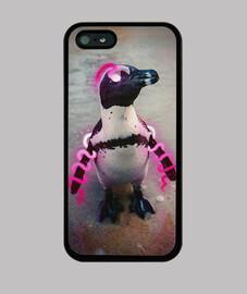 Funda iPhone 5 / 5s, Pingüino