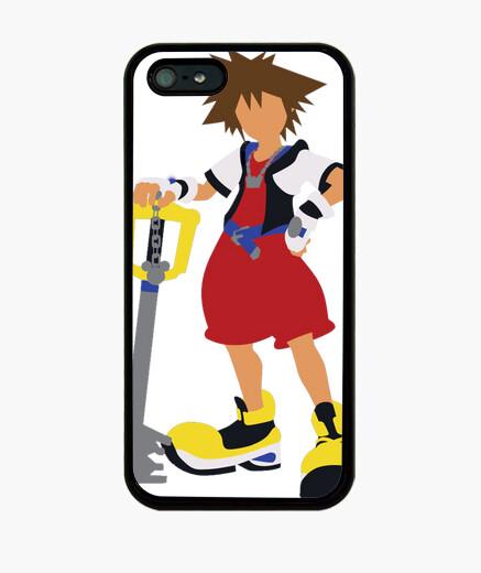 Funda iPhone 5 / 5s Sora Kingdom Hearts