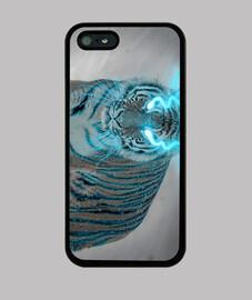 Funda iPhone 5 / 5s, Tigre