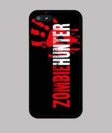 Funda iPhone 5 / 5s Zombie hunter