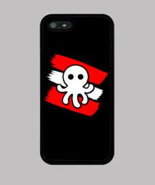 Funda iPhone 5 / Octopus Diver