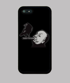 Funda iPhone 5 Alfred Hitchcock
