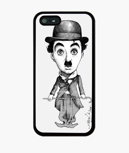 Funda iPhone 5 Charles Chaplin
