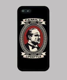 Funda iPhone 5 El padrino