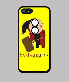 Funda iPhone 5 Harley Quinn