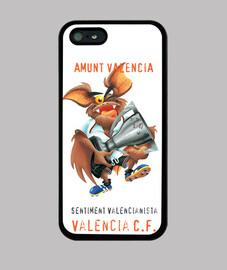 Funda Iphone 5 mascota VCF
