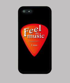 Funda iPhone 5 MUSIC